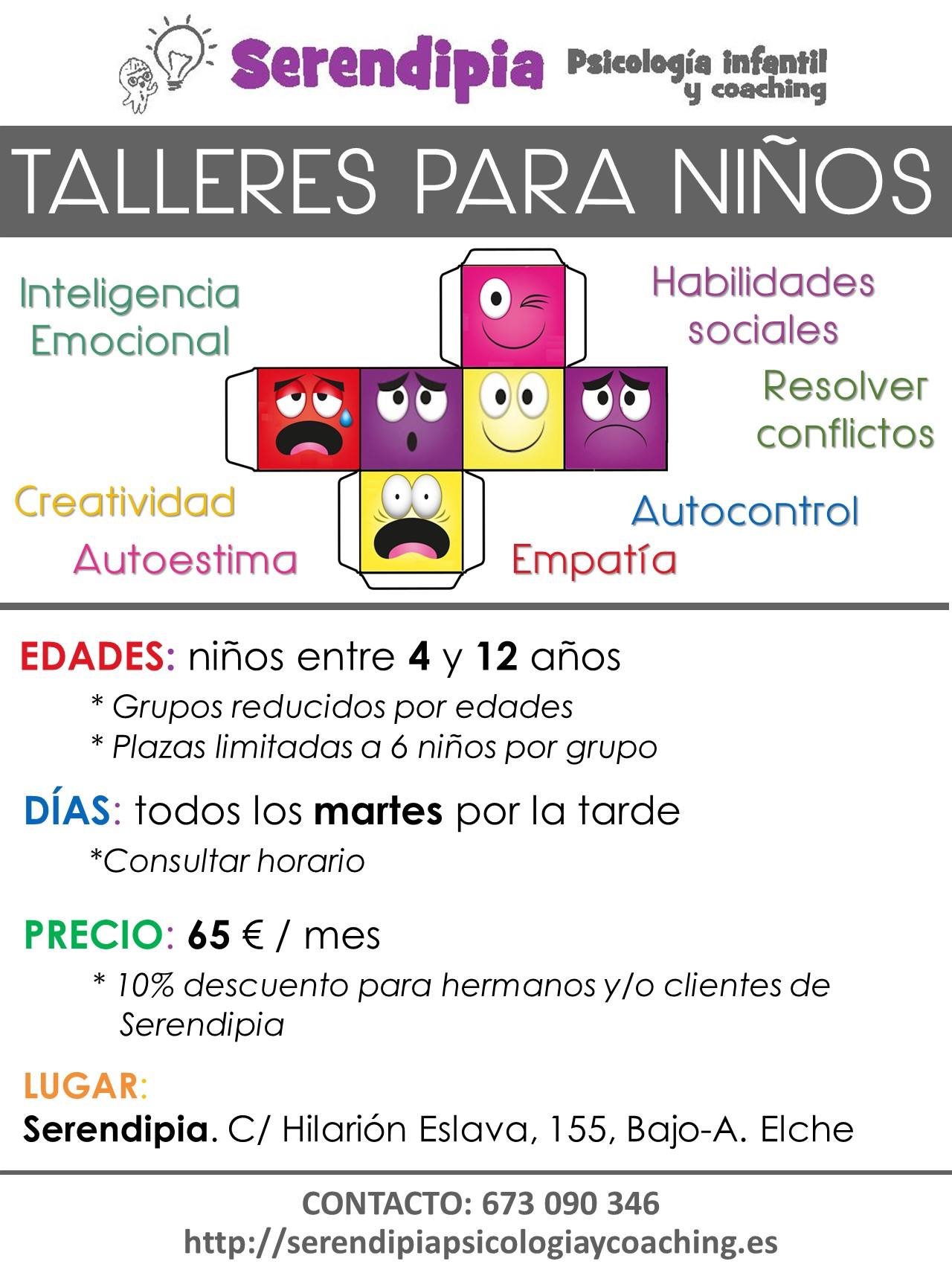 TALLERES IE MES